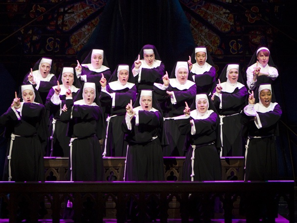 Show Photos - Sister Act - cast