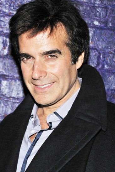 David Copperfield at Ghost – David Copperfield