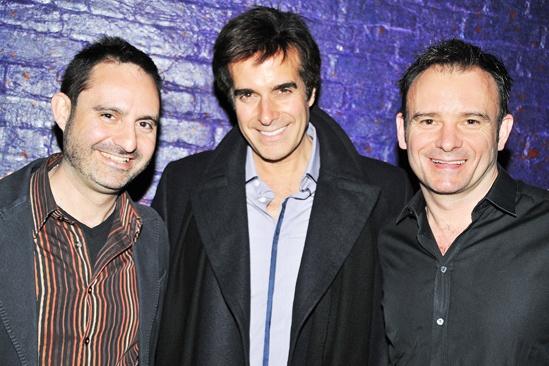 David Copperfield at Ghost – David Copperfield – Paul Kieve – David Copperfield – Matthew Warchus