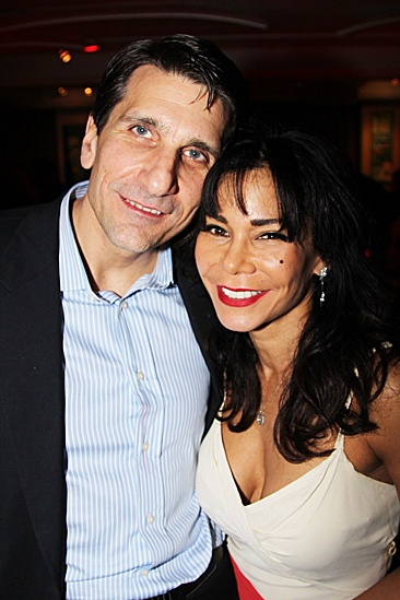 A Streetcar Named Desire opening night – Tommy Costanzo – Daphne Rubin-Vega