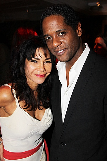 A Streetcar Named Desire opening night – Daphne Rubin-Vega – Blair Underwood