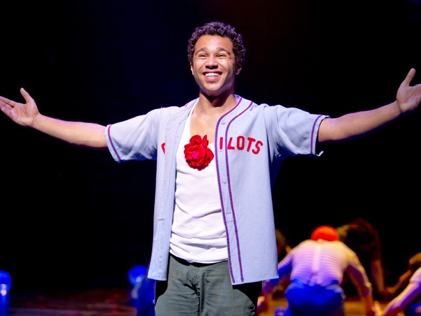 Show Photos - Godspell - Corbin Bleu