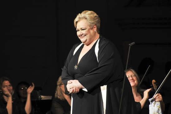 Sound of Music at Carnegie Hall – Stephanie Blythe