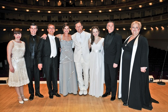 Sound of Music at Carnegie Hall – Mary Michael Patterson – Nick Spangler – Rob Fisher – Tony Goldwyn – Laura Osnes – Patrick Page – Stephanie Blythe
