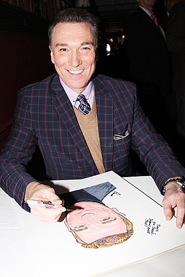 Patrick Page Sardi's Portrait – Patrick Page (signature)