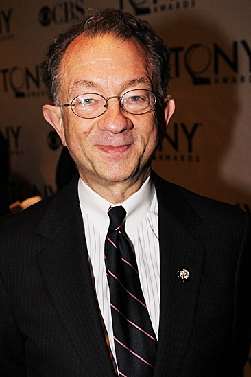 2012 Tony Brunch – William Ivey Long
