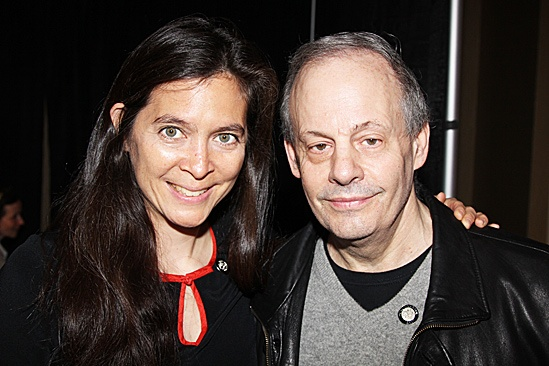2012 Tony Brunch – Diane Paulus – Jeffrey Richards