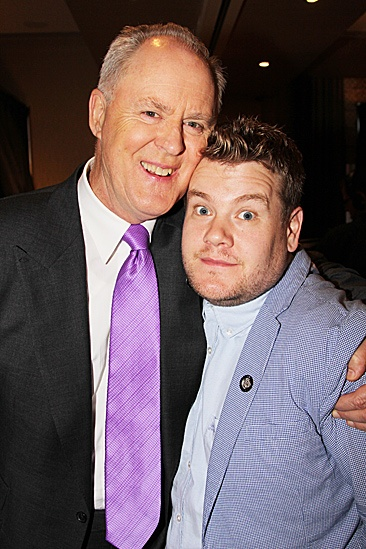 2012 Tony Brunch – John Lithgow – James Corden