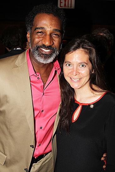 2012 Tony Brunch – Norm Lewis – Diane Paulus