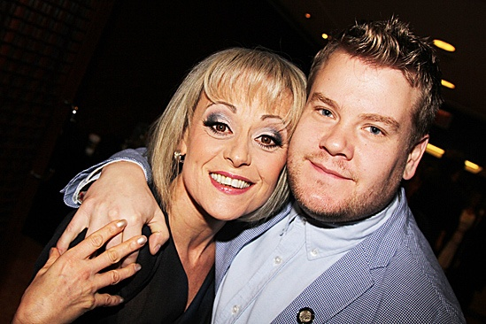 2012 Tony Brunch – Tracie Bennett – James Corden
