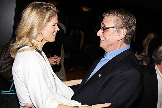 2012 Tony Brunch – Kelli O'Hara – Mike Nichols