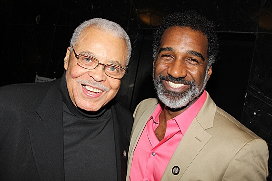 2012 Tony Brunch – James Earl Jones – Norm Lewis
