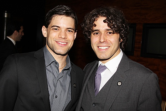 2012 Tony Brunch – Jeremy Jordan – Josh Young