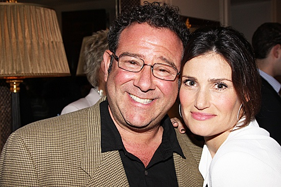 A Broader Way  Event with Idina Menzel  Michael Greif