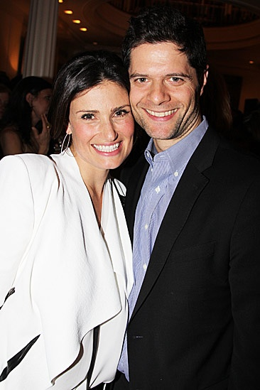 A Broader Way  Event with Idina Menzel  Idina Menzel  Tom Kitt