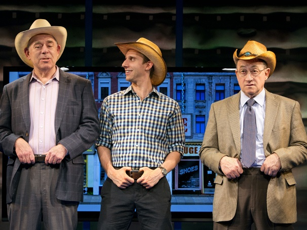 Show Photos - Old Jews Telling Jokes - Lenny Wolpe - Bill Army - Todd Susman
