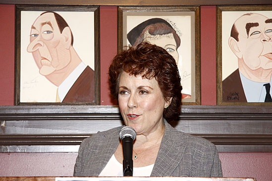 Outer Critics Circle Awards 2012  Sardis  Judy Kaye