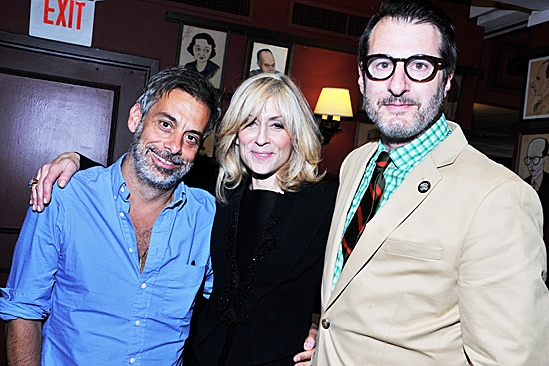 Sardi's- Other Desert Cities- Joe Mantello- Judith Light- Jon Robin Baitz
