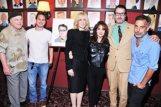 Sardi's- Other Desert Cities- Stacy Keach- Thomas Sadoski-Stockard Channing- Judith Light – Jon Robin Baitz-Joe Mantello