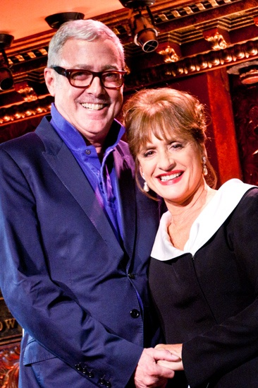Patti LuPone-54 Below- Scott Wittman- Patti LuPone