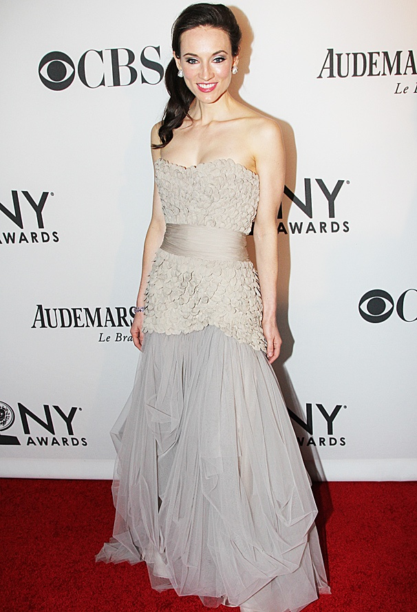 2012 Tonys Best Dressed Women  Elizabeth A. Davis