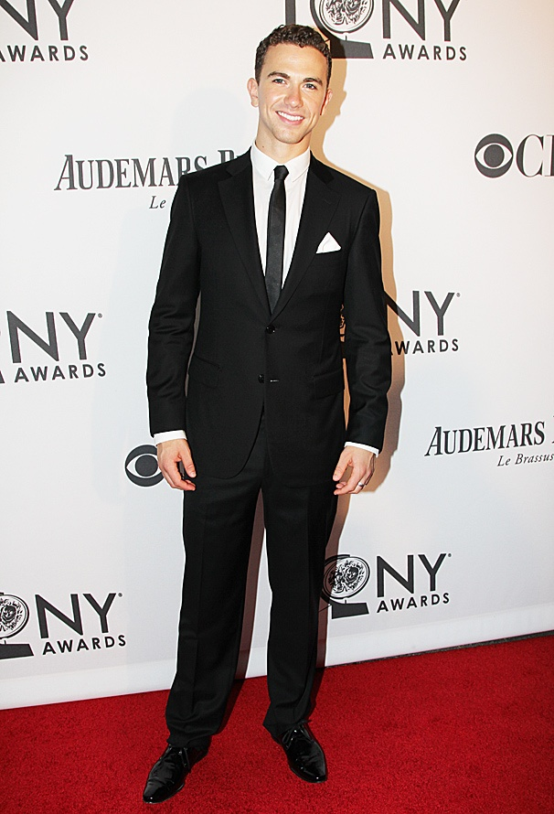 Tony Awards 2012  Hot Guys  Richard Fleeshman