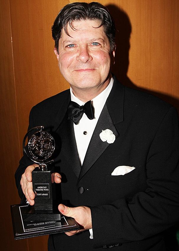 2012 Tony Awards Winner's Circle - Michael McGrath