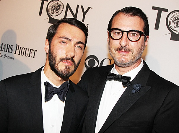 2012 Tony Awards – Extras – date - Jon Robin Baitz