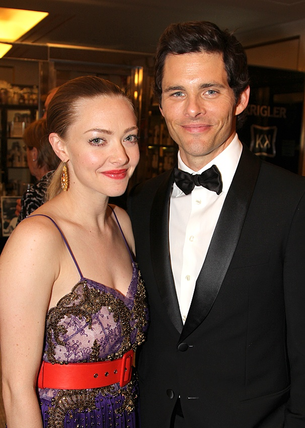 2012 Tony Ball – Amanda Seyfried – James Marsden