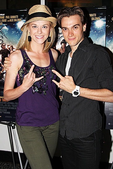Rock of Ages – Movie Screening – Ashley Spencer – Justin Matthew Sargent