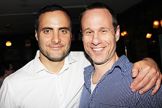 New York Stage & Film 2012 Season launch - Dominic Fumusa – Stephen Belber