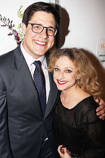 Harvey - Opening Night – Rich Sommer – Carol Kane