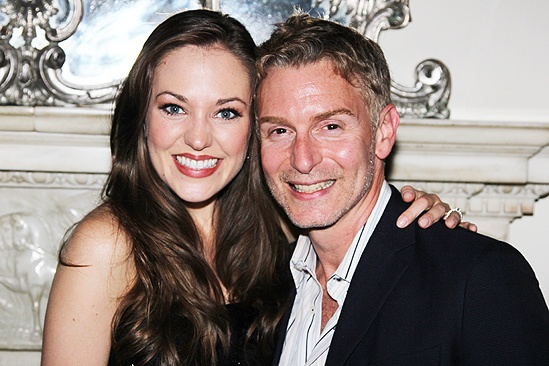 Laura Osnes at the Carlyle - Laura Osnes -Joe Langworth