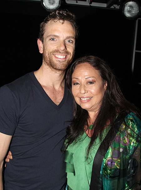 Yvonne Elliman at Jesus Christ Superstar – Paul Nolan – Yvonne Elliman