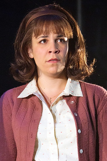 Show Photos - Dogfight - Lindsay Mendez