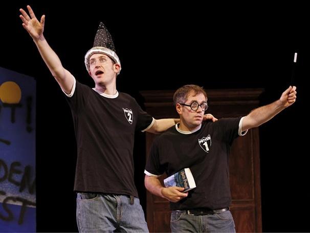 Show Photos - Potted Potter - Jefferson Turner - Daniel Clarkson