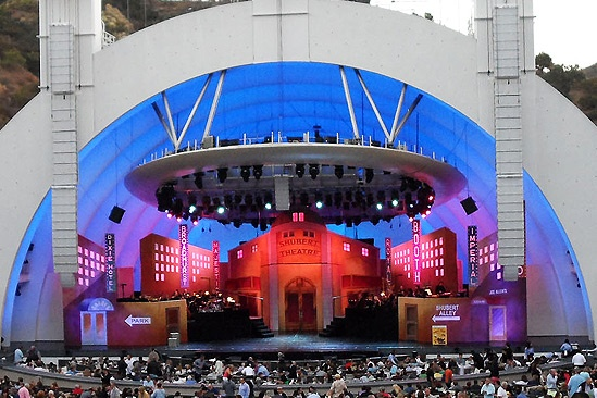 The Producers – Hollywood Bowl – the bowl