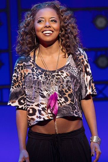 Show Photos - Bring It On: The Musical - Adrienne Warren