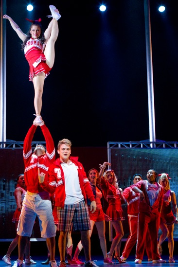 Show Photos - Bring It On - cast