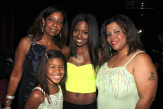 Bring It On Opening Night – Adrienne Warren – Family