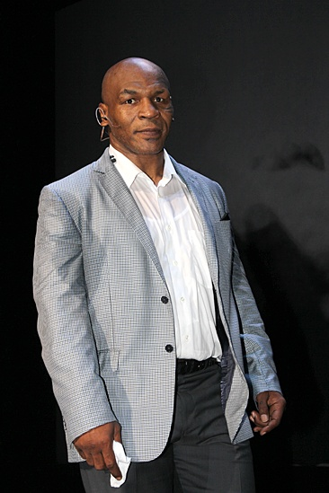 Mike Tyson: Undisputed Truth – Opening Night – Mike Tyson