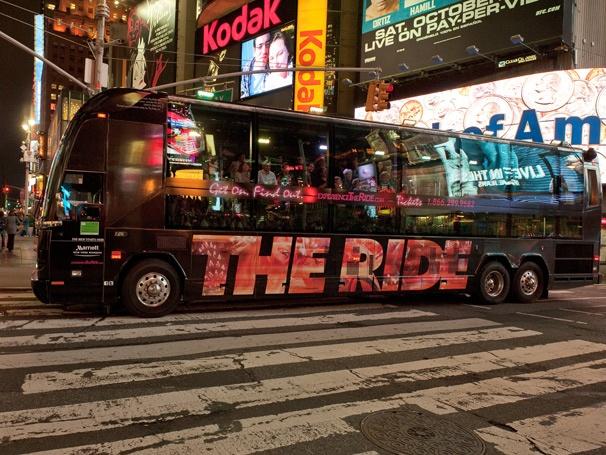 Show Photos - The Ride - cast