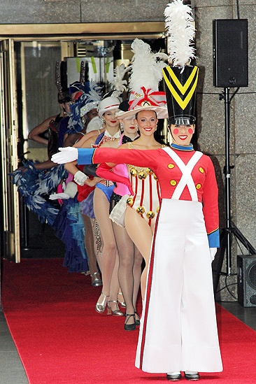 Radio City – Christmas in August- Procession- Wooden Soldier