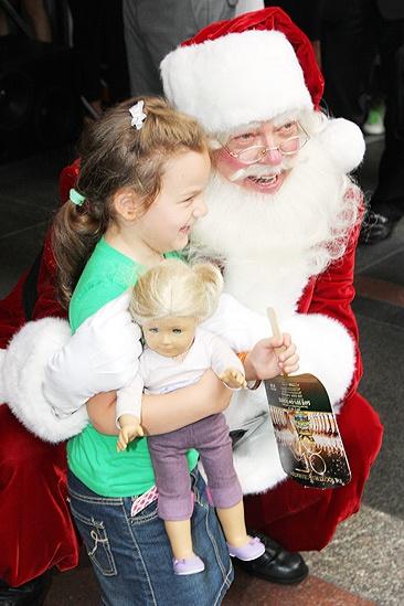 Radio City – Christmas in August- Santa