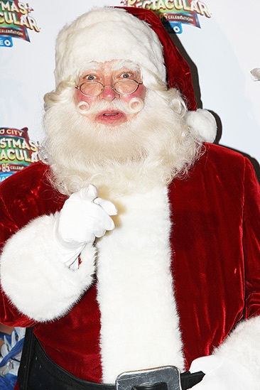 Radio City – Christmas in August- Santa