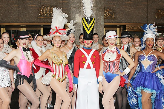 Radio City  Christmas in August- Rockettes 