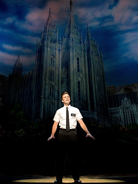 Book of Mormon - tour - Gavin Creel