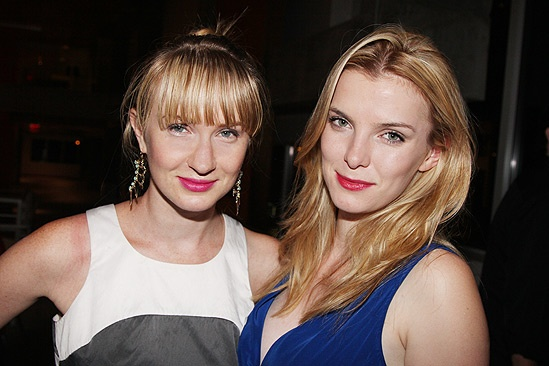 Heartless – Opening Night – Halley Feiffer – Betty Gilpin