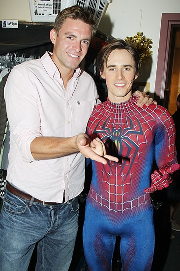 Pete Reed Visits Spider-Man – Pete Reed – Reeve Carney