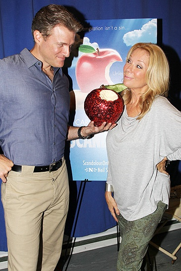 'Scandalous' Press Event — Kathie Lee Gifford – Edward Watts
